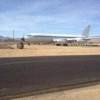 Photo taken at Mojave Air and Space Port by Julie M. on 12/9/2012