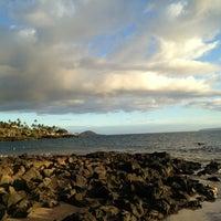 Photo taken at Wailea Beach Marriott Resort & Spa by Michael W. on 6/1/2013