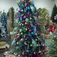 photo taken at peppermint forest christmas shop by liz d on 1010 - Peppermint Forest Christmas Shop