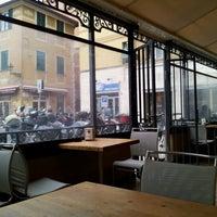 Photo taken at Panificio Bar Tossini by Neva p. on 1/6/2013