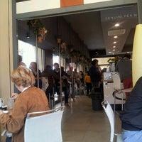 Photo taken at Panificio Bar Tossini by Neva p. on 5/26/2013