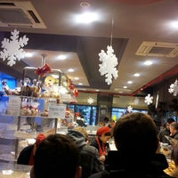 Photo taken at Panificio Bar Tossini by Neva p. on 1/1/2014