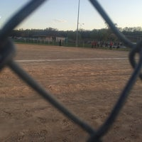 Photo taken at Kelley Softball Complex by Shayla K. on 4/23/2015
