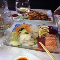Photo taken at Butterfly Sushi Bar & Thai Cuisine by Polita L. on 3/29/2013