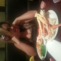 Photo taken at Crazy Buffet by Alisia L. on 11/16/2012