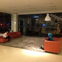 Photo taken at Sunway Hotel Lobby by Ryna Syaz O. on 9/2/2013