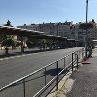 Photo taken at Tržnice MHD terminál by Ondra U. on 7/5/2017