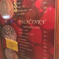 Photo taken at Dobrotky Palačinky by Ondra U. on 7/2/2017