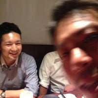 Photo taken at とり鉄 富山駅前店 by aki h. on 8/8/2014
