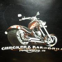 Photo taken at Checkerz Bar & Grill by Gregg S. on 2/16/2013