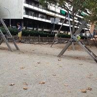 Photo taken at Avinguda de Josep Tarradellas by Pablo H. on 9/10/2013