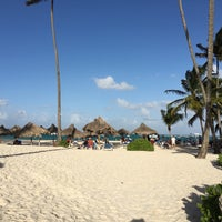 Photo taken at Playa Los Corales by Ricardo D. on 2/23/2016