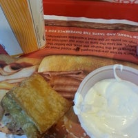 Photo taken at Arby's by KC R. on 12/15/2012