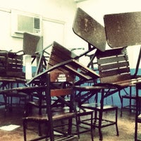 Photo taken at University of Perpetual Help Biñan Laguna by Nhiee K. on 10/2/2013