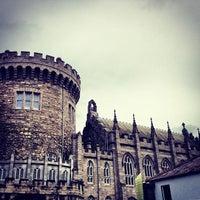 Photo taken at Dublin Castle by Pau G. on 6/16/2013