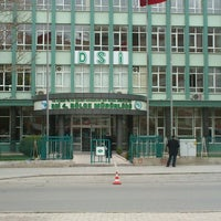 Photo taken at DSİ 4. Bölge Müdürlüğü by Lokman on 3/28/2013