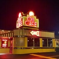 Photo taken at OK Cafe by matt b. on 11/13/2012