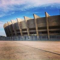 Foto tirada no(a) Estádio Governador Magalhães Pinto (Mineirão) por Arthur C. em 4/28/2013