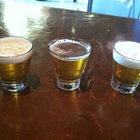 Photo taken at Railyard Brewing Co. by Tony A. on 10/31/2012
