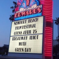 They Were All Screened At The Triangle Square Cinemas In Costa Mesa Island Cinema Fashion Edwards Big Newport Theater And Regency Lido Theatre