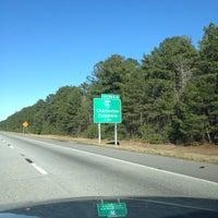Photo taken at I-26 by Linda K. on 12/22/2012