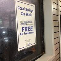Photo taken at Coral Springs Brushless Car by Linda K. on 12/30/2012
