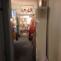 Photo taken at Turn The Page Bookstore (TTP) by Linda K. on 3/29/2014