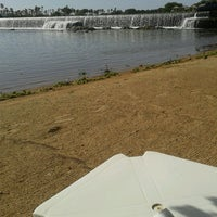 Photo taken at Barragem das Pedrinhas by Patricia L. on 1/24/2013
