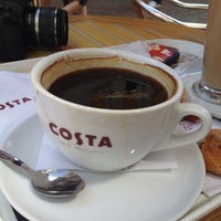 Photo taken at Costa Coffee by Miray G. on 7/6/2013