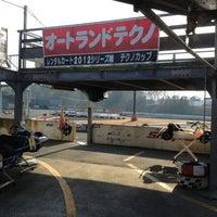 Photo taken at オートランドテクノ by nasman on 1/13/2013