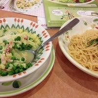 Photo taken at サイゼリヤ 石岡店 by nasman on 5/5/2013