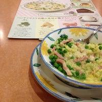 Photo taken at サイゼリヤ 石岡店 by nasman on 5/19/2013