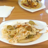 Photo taken at Pupusa by Glenn R. on 7/31/2013