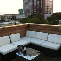Photo taken at Rio Rooftop Bar by Cassandra S. on 8/31/2013