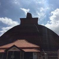 Photo taken at Jetavana Stupa by kevin w. on 10/4/2016