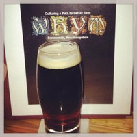 Photo taken at WHYM Craft Beer Cafe by Amber J. on 6/8/2013