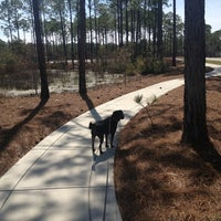 Photo taken at Woodlands Park by Kelly M. on 3/21/2013
