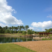 Photo taken at Woodlands Park by Kelly M. on 5/12/2013