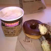 Photo taken at Dunkin' Donuts by Anna on 11/27/2015