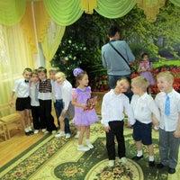 Photo taken at Дитячий садок № 144 by Anna on 3/5/2014