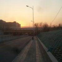 Photo taken at 地铁西二旗站 Subway Xi'erqi by Vova M. on 1/23/2017