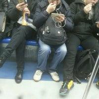 Photo taken at 地铁西二旗站 Subway Xi'erqi by Vova M. on 1/14/2017