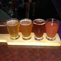 Photo taken at Blue Palms Brewhouse by Cy B. on 6/29/2013