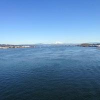 Photo taken at Columbia River by Erik W. on 2/15/2013
