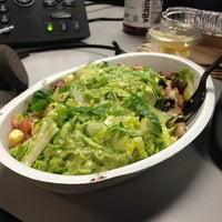 Photo taken at Chipotle Mexican Grill by Jason O. on 3/20/2013