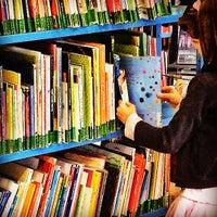 Photo taken at Biblioteca Civica Alberto Geisser by NA2RALE i. on 3/21/2015