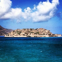 Photo taken at Spinalonga by NA2RALE i. on 7/5/2013