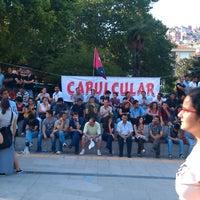 Photo taken at Cumhuriyet Parkı by Koray Kaan K. on 6/16/2013