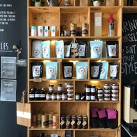 Photo taken at BEANd Coffee Roastery by Siân N. on 2/12/2018