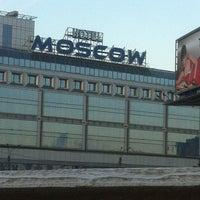 Снимок сделан в Москва / Moscow Hotel пользователем Валерий 12/20/2012